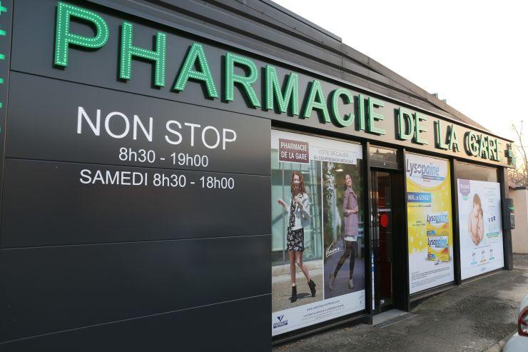 pharmacie de la Gare 42
