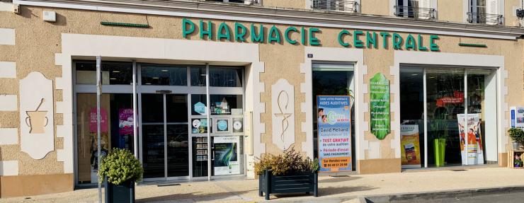 pharmacie centrale 86