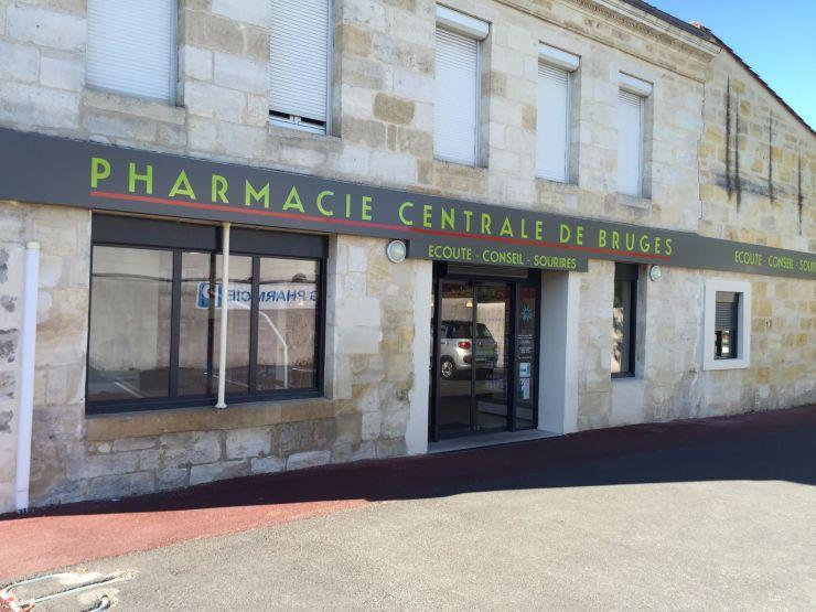 pharmacie centrale de bruges