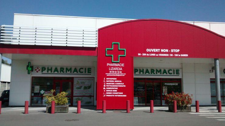 pharmacie lizardia