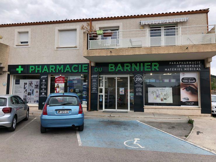 pharmacie du barnier