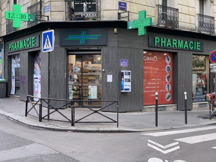 Pharmacie Rebeval